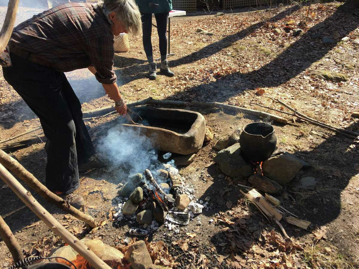 A new two-part, in-person outdoor Maple Sugar Workshops are set for Feb. 20 and 27 at the Institute for American Indian Studies in Washington.