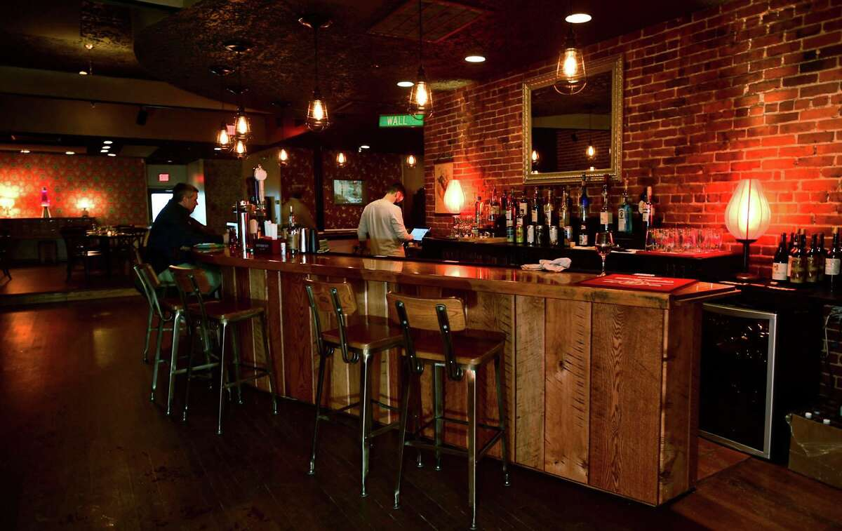 Coal's Grilled Pizza Tuesday, February 9, 2021, in Norwalk, Conn. Coal's Grilled Pizza, which has locations in Westchester, opened their new location on Wall Street last Friday. It's the group's first location in Fairfield County/Connecticut and replaces Fat Cat Pizzeria which closed on Wall Street last year.