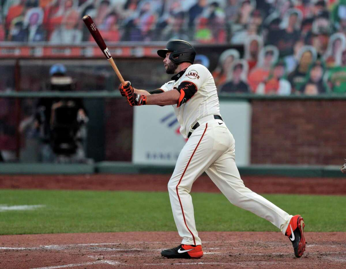 The Giants must find outfield playing time for Darin Ruf after he was re-signed and the NL ditched the designated hitter.