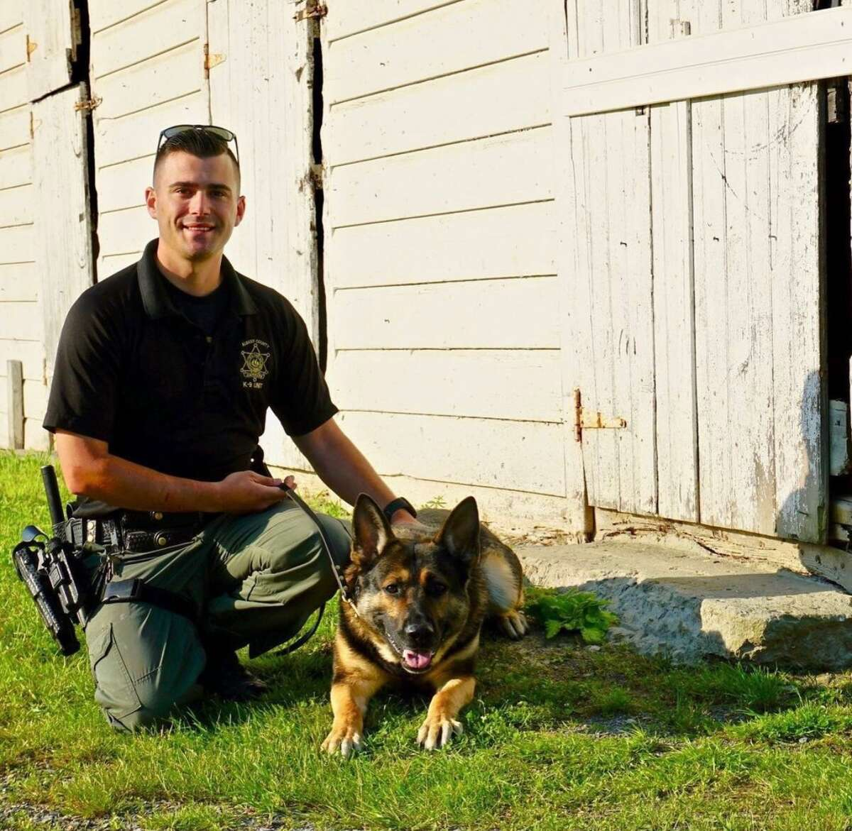 Deputy Joseph Iachettahas worked at the Albany County Sheriff's Office for seven years, said Sheriff Craig Apple.