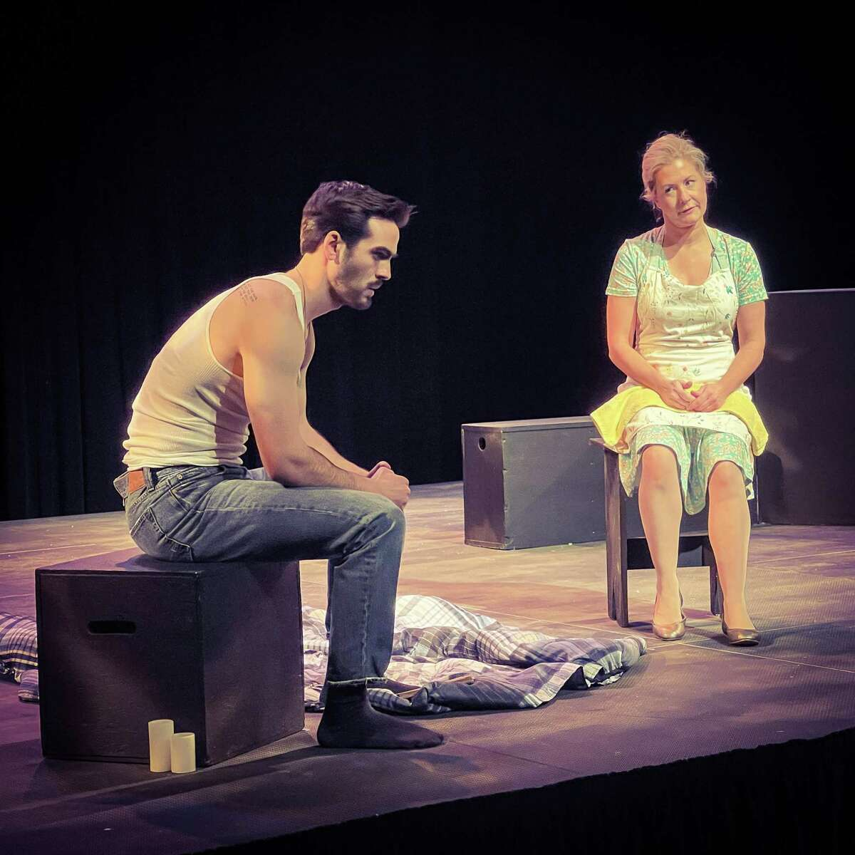 The next production of the Warner Theatre's 9th Annual International Playwrights Festival is