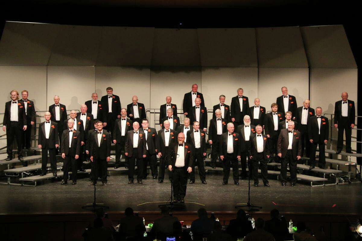 The Silk City Chorus is delivering virtual singing Valentines this year.