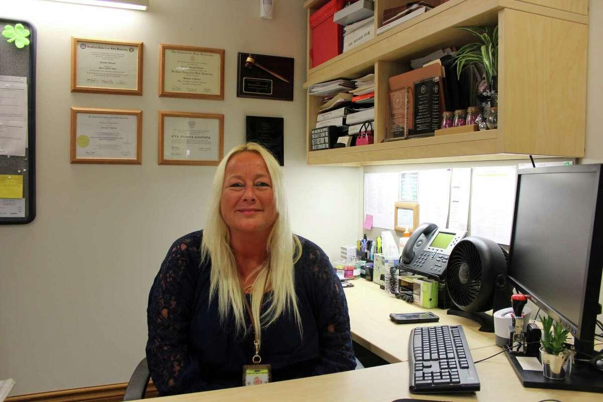Jenn Eielson, director of environmental health in New Canaan.