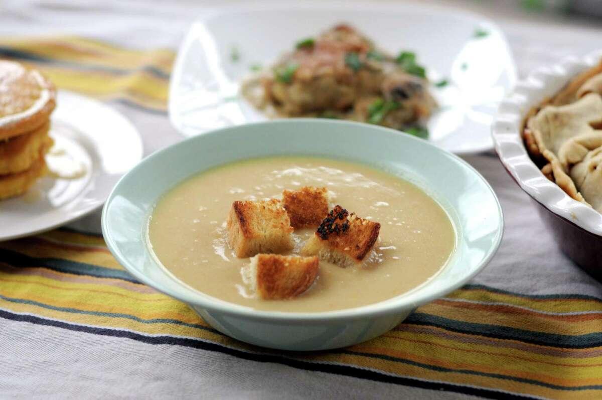 Monticello White Bean Soup
