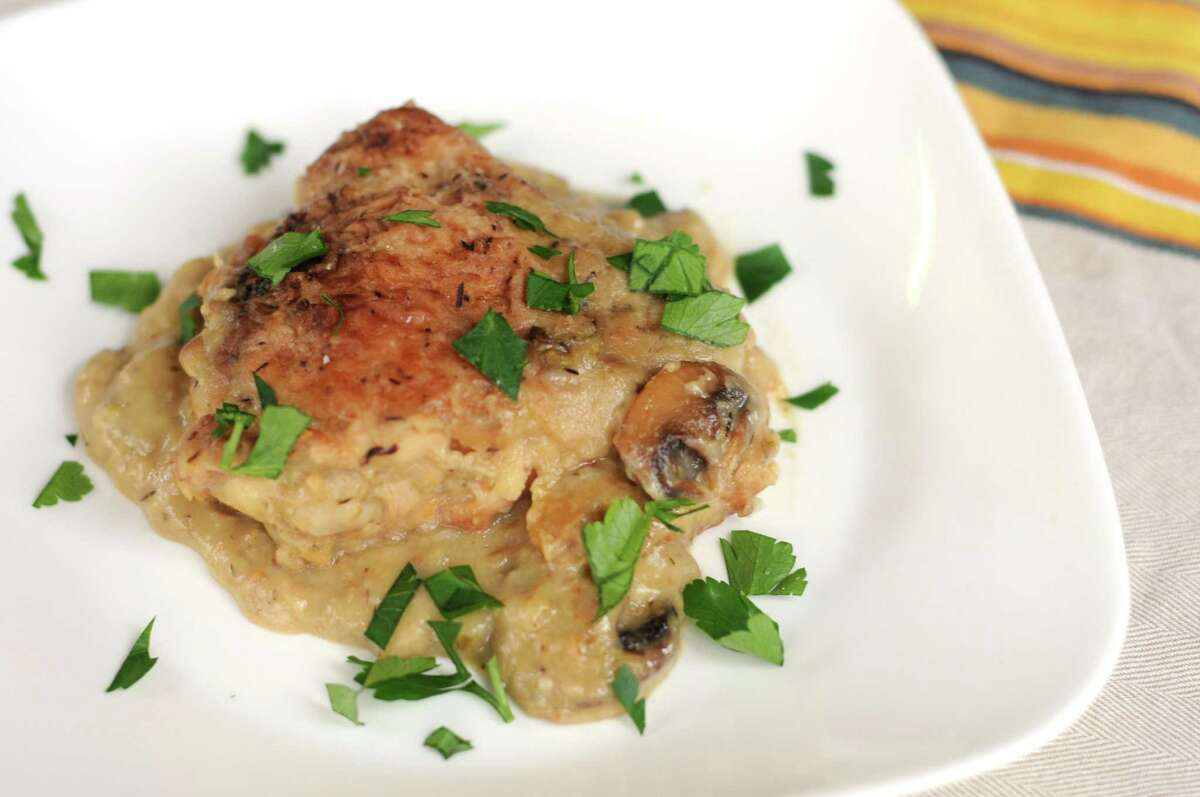 Abraham Lincoln's Chicken Fricassee
