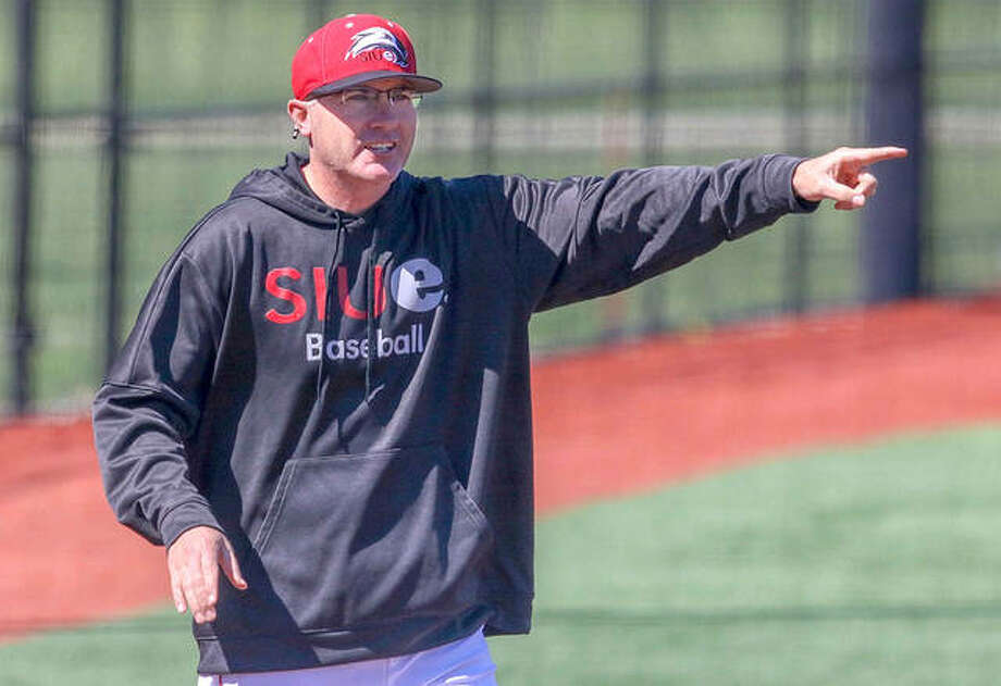 Coach Sean Lyons' SIUE baseball team's 2021 schedule features 21 home games at Simmons Baseball Complex. The Cougars are slated to play 21 non-conference games in addition to their 30-game Ohio Valley Conference schedule. The schedule was released this week. Photo: SIUE Athletics