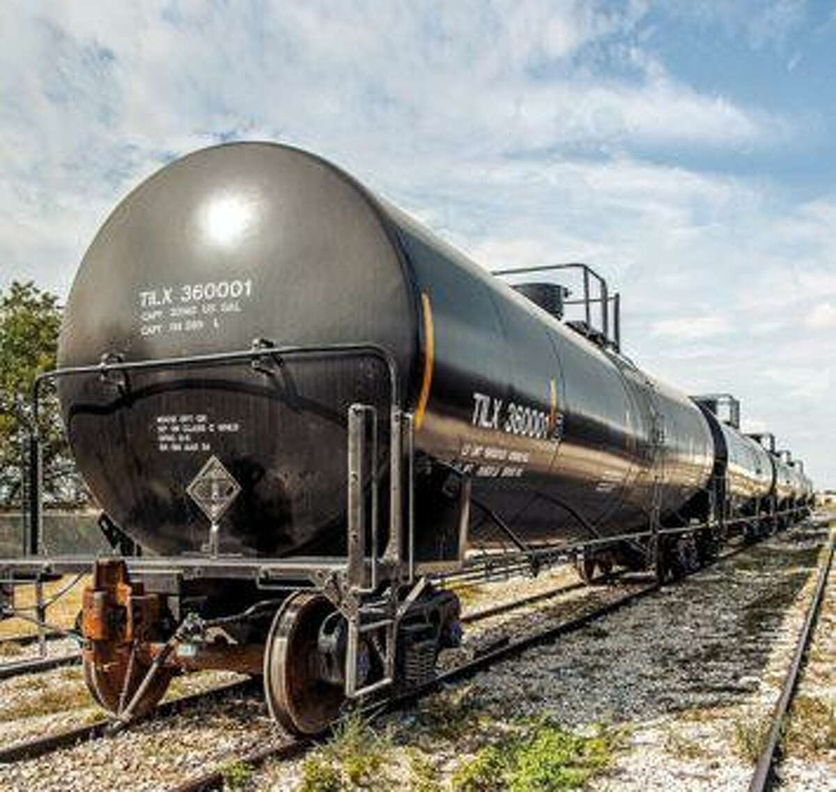 TrinityRail, a subsidiary of Dallas-based Trinity Industries, is laying off working at a Vidor rail service facility at the end of April, 2021.
