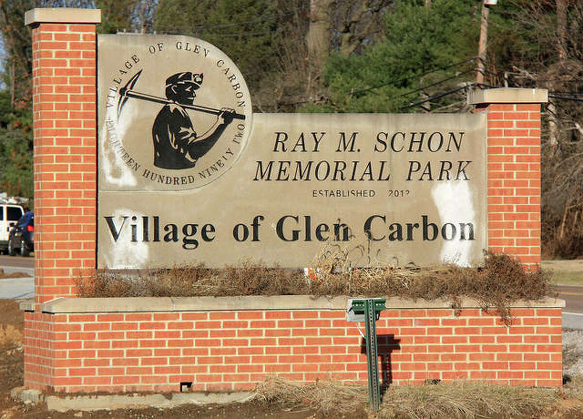 The village may spend part of its 2021 park enhancement program (PEP) grant funds on permanent lighting for the Schon Park monument sign on North Main Street.