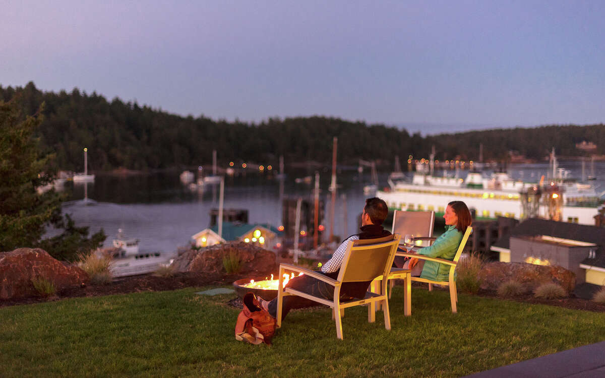 Friday Harbor House in Friday Harbor, Wash. on San Juan Island (Image by KIPMAN Creative)