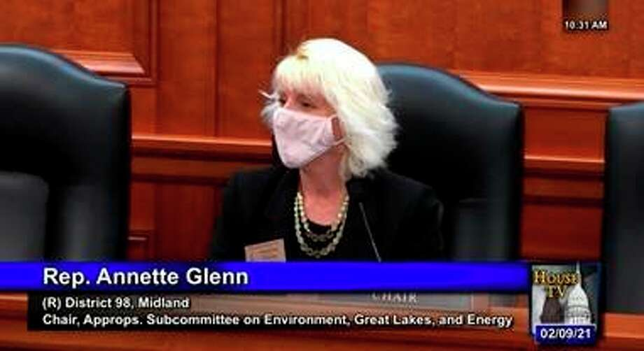 Rep. Glenn is chair of a Michigan state budget subcommittee devoted to the Great Lakes, energy and the environment. (Photo Provided)