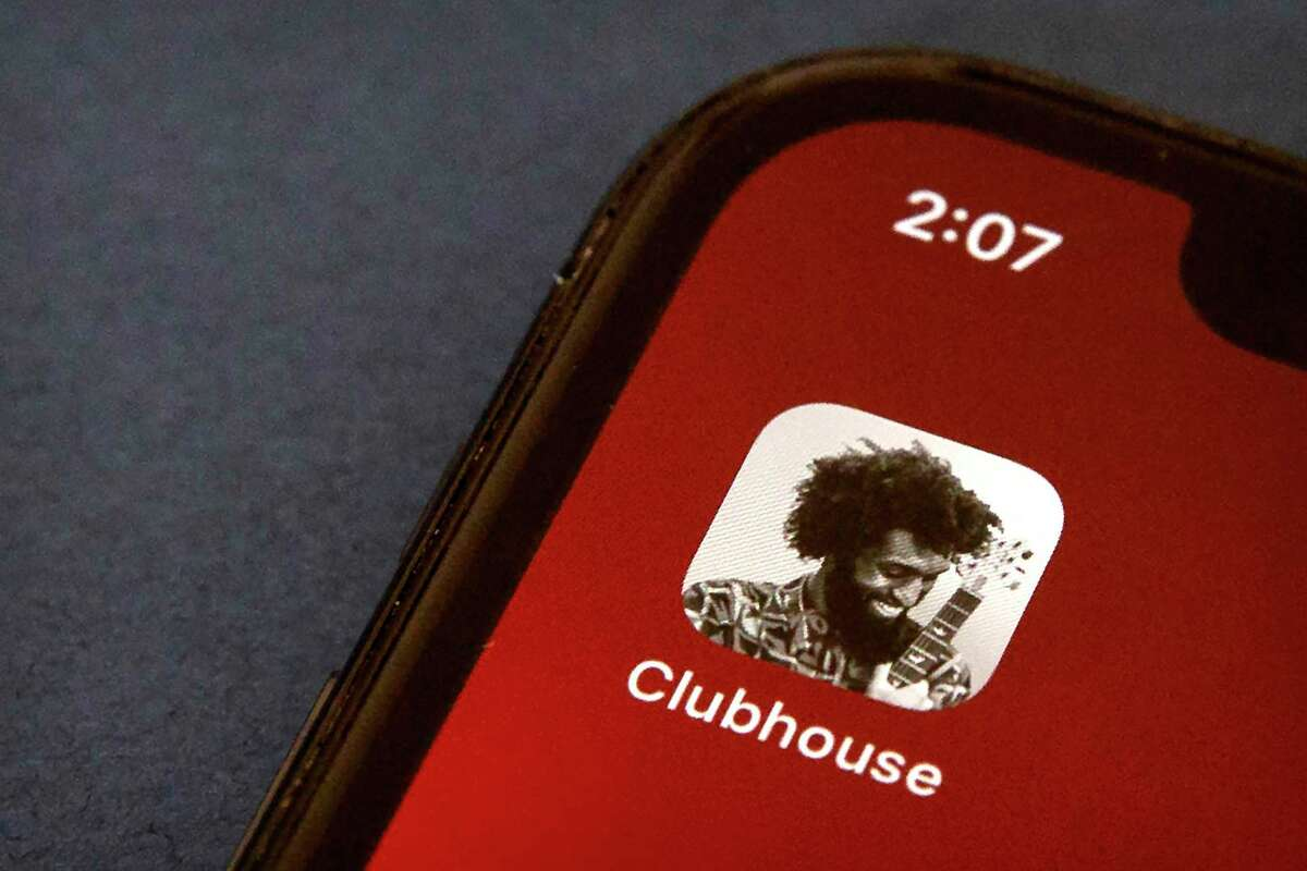 The social media app Clubhouse allows users to start or listen in on conversations on a host of topics. San Francisco Mayor London Breed is among its users.