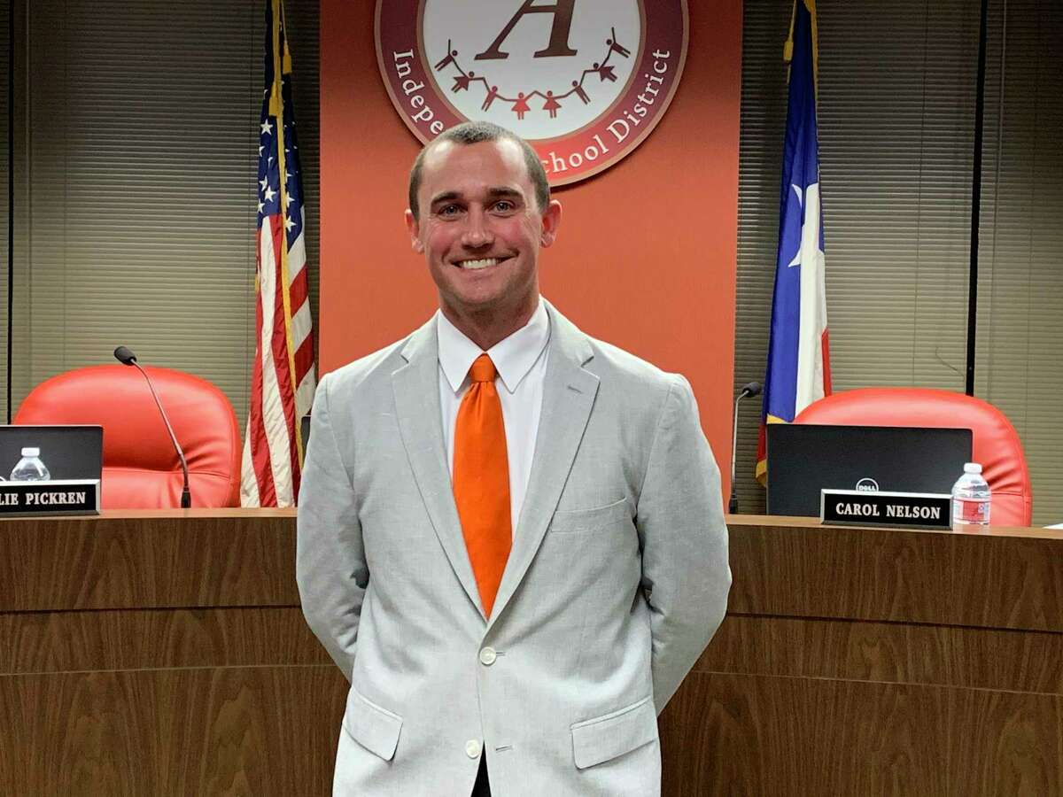 James Gage has been hired as Alvin High School's head football coach and assistant athletic director.