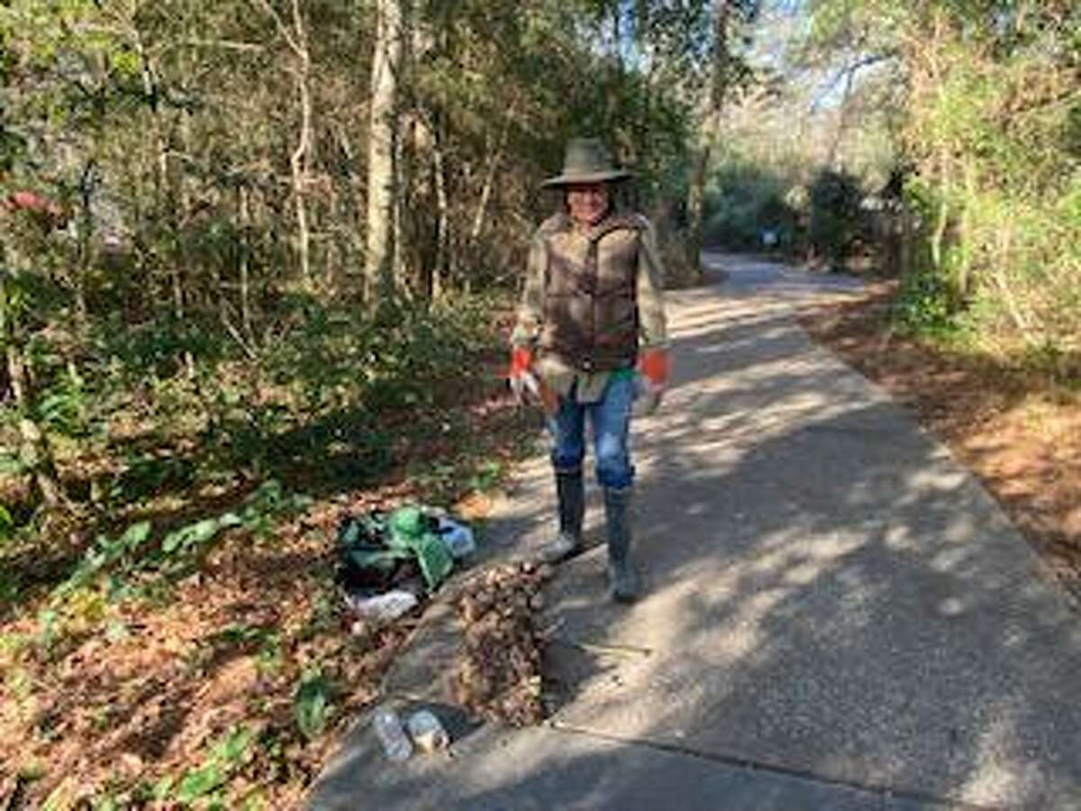 The Woodlands Township has helped educate dozens of local residents who are volunteering to remove invasive plant species in the community.