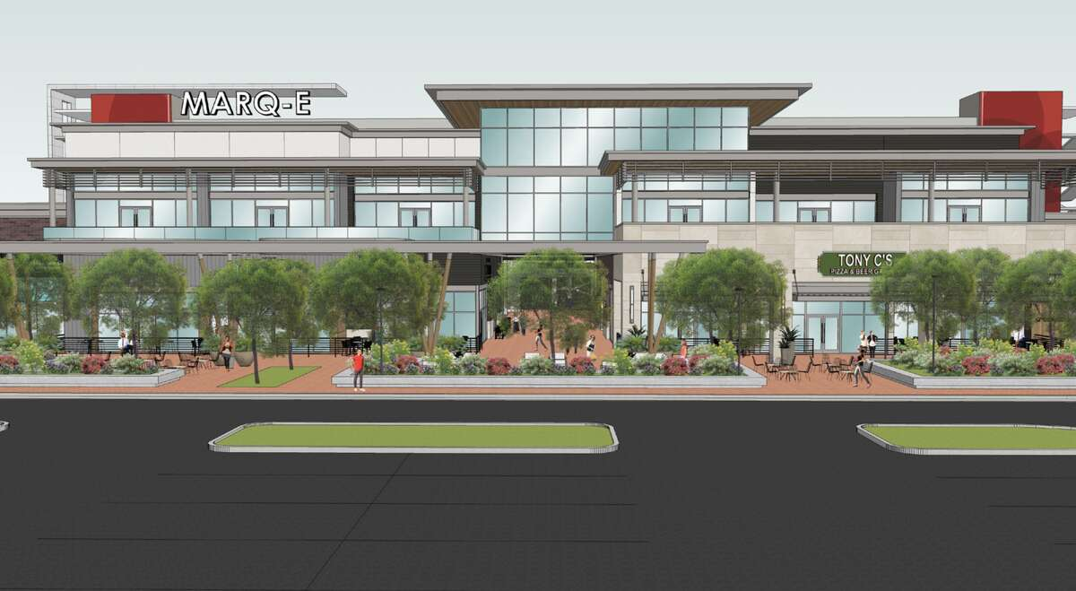 Levcor will launch a renovation and modernization of the MarqE shopping, dining and entertainment complex on Interstate 10 at Silber Road.