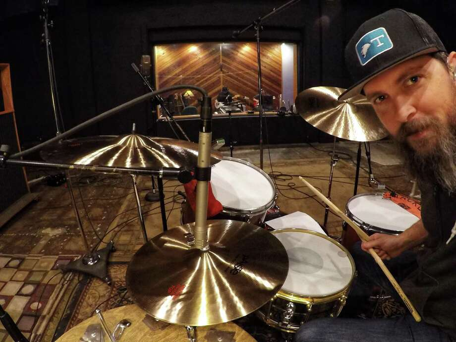 Willis-based drummer Nate Coon was named the 2020 Drummer of the Year for the Texas Country Music Association. Photo: Photo Courtesy Nate Coon