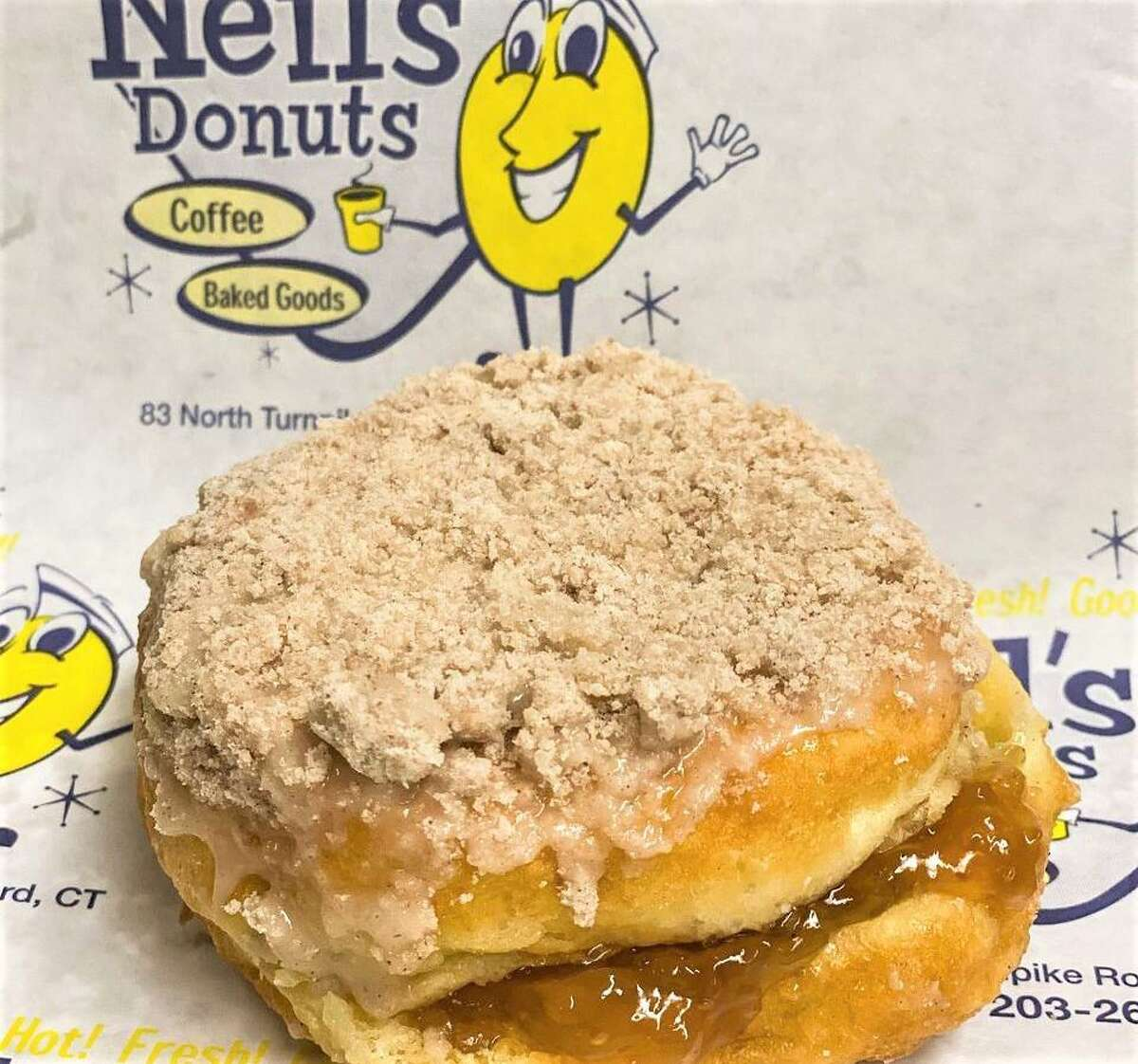 Neil's Donuts has been named the best Connecticut doughnut by Food & Wine magazine.