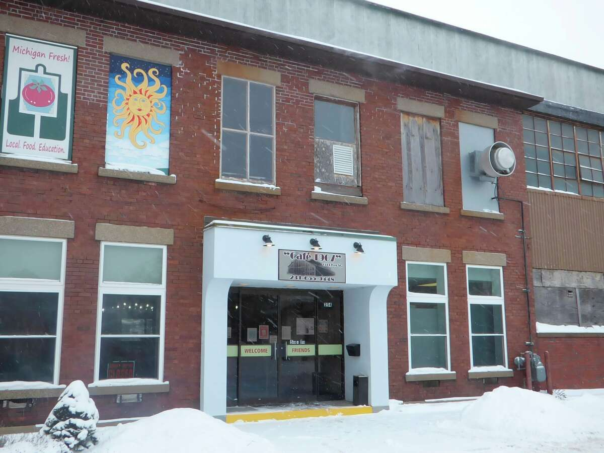 The Iron Works building is one of 11 sites identified for redevelopment prioritization. (File photo)