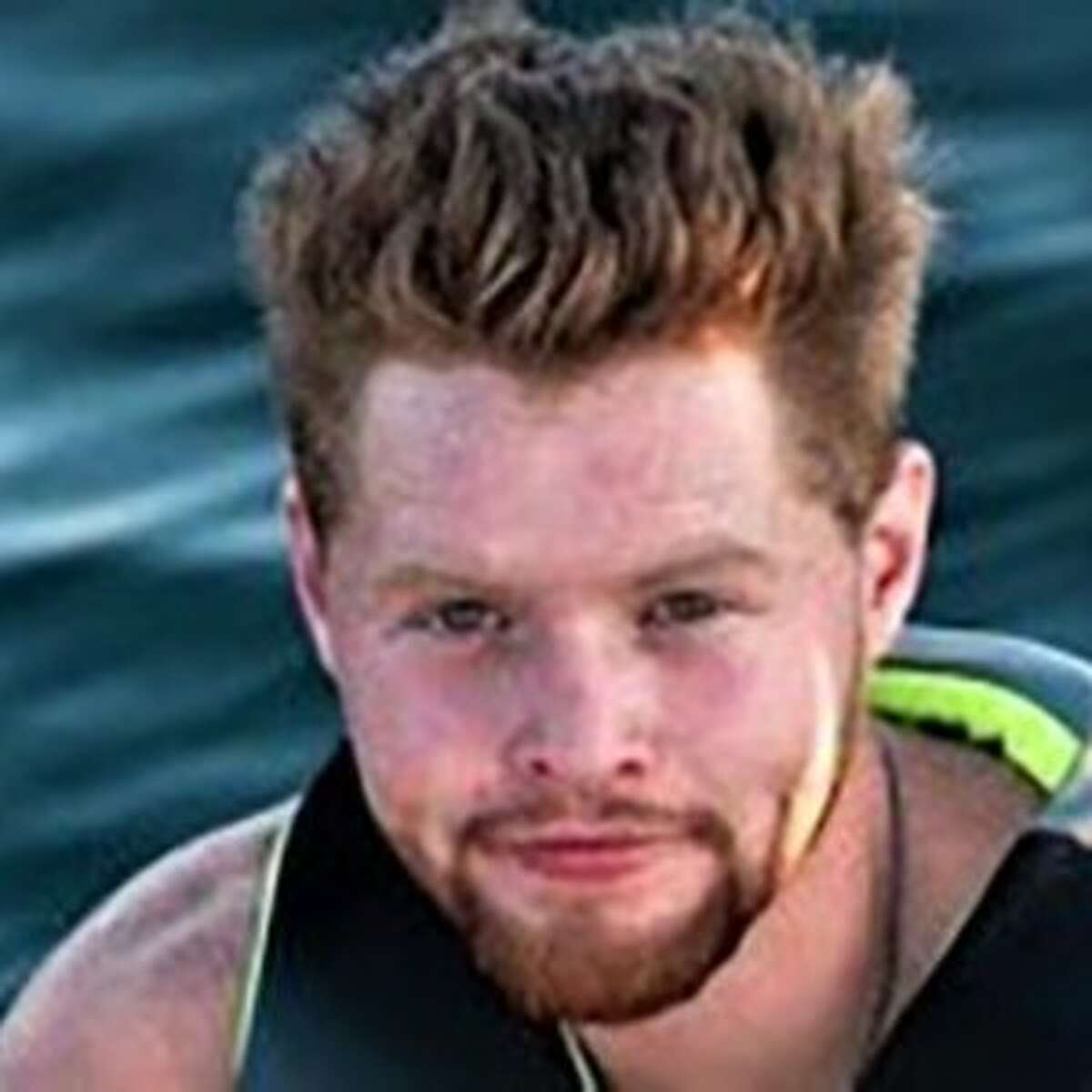 Authorities on Wednesday were searching for Cody Hansen, 21, who fell into the Houston Ship Channel last week between Baytown and La Porte.