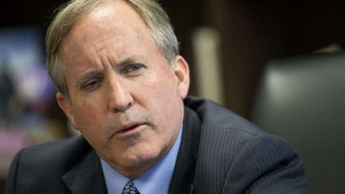 Texas Attorney General Ken Paxton. (Nick Wagner/Austin American-Statesman/TNS)