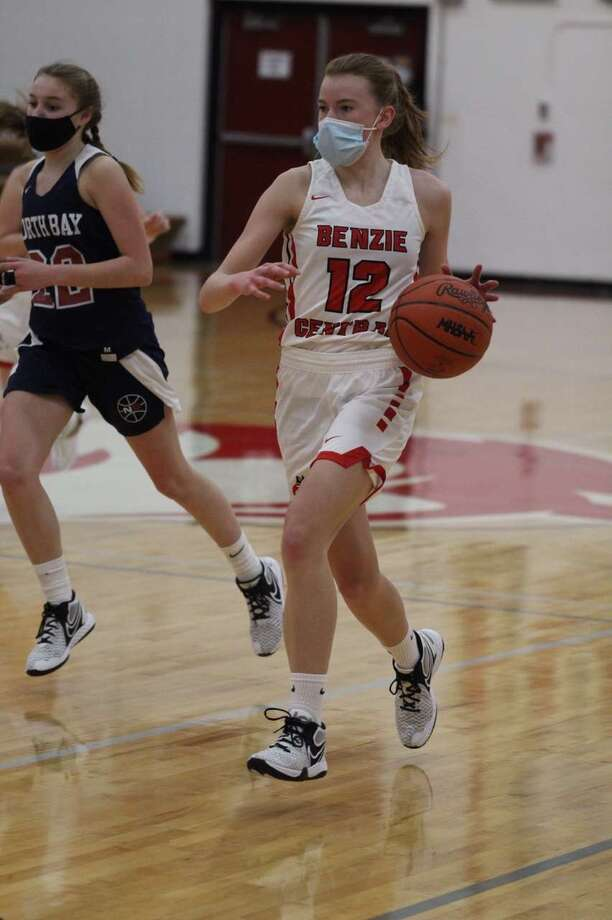 The Benzie Central Huskies host Suttons Bay on Feb. 9. Photo: Gary Pallin