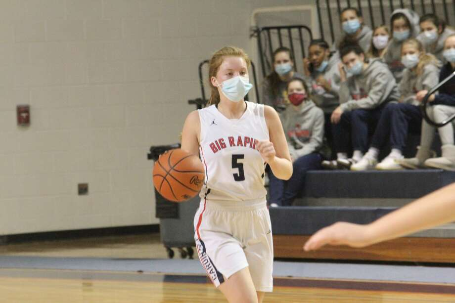 It's a 2-0 start for Big Rapids' girls basketball team after a 61-58 win over Manistee on Wednesday. It's a 2-0 start for Big Rapids' girls basketball team after a 61-58 win over Manistee on Wednesday. It's a 2-0 start for Big Rapids' girls basketball team after a 61-58 win over Manistee on Wednesday. Photo: John Raffel