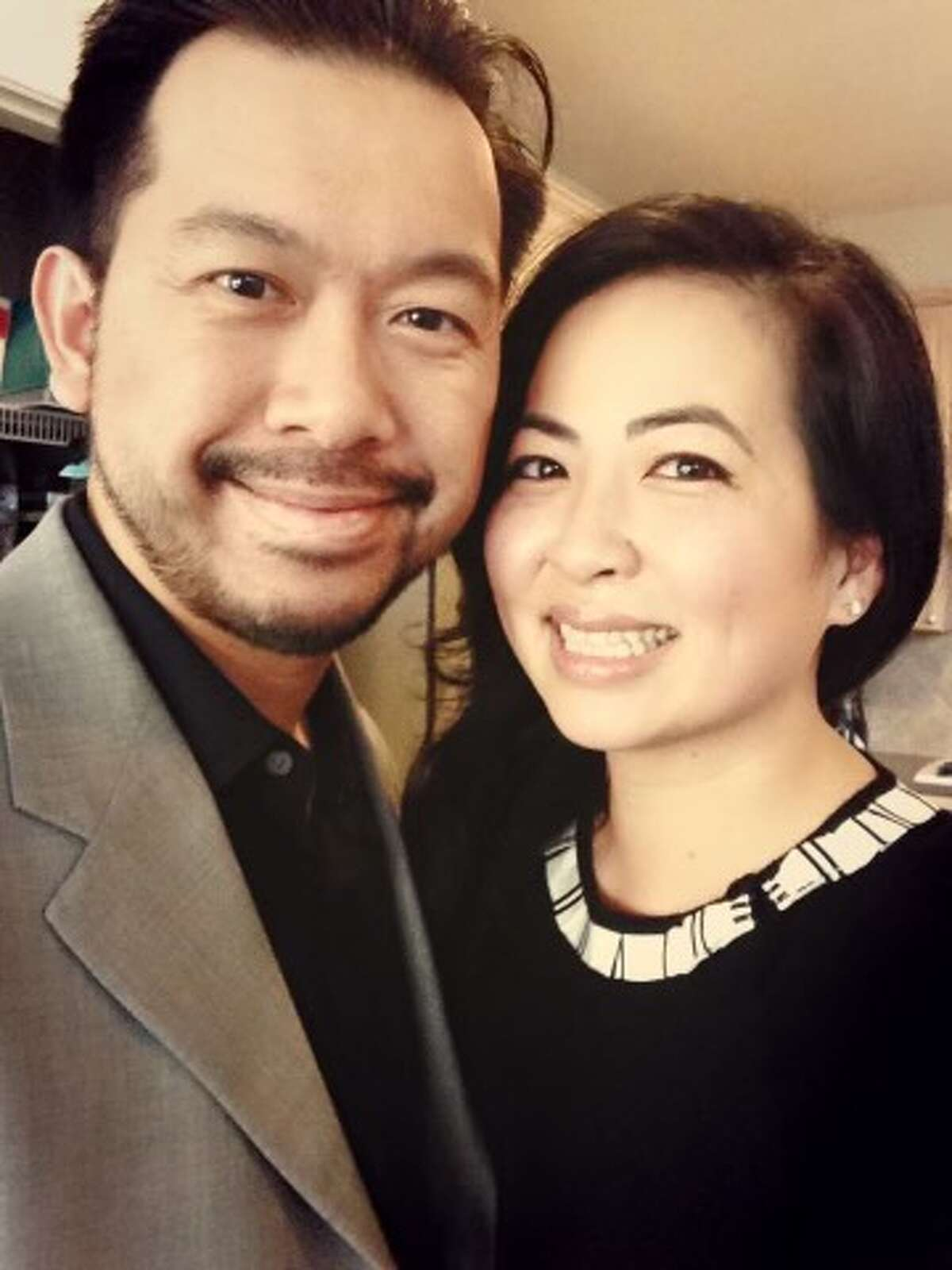 Christine and Martin Nguyen both left careers in education to open The Sweet Boutique.