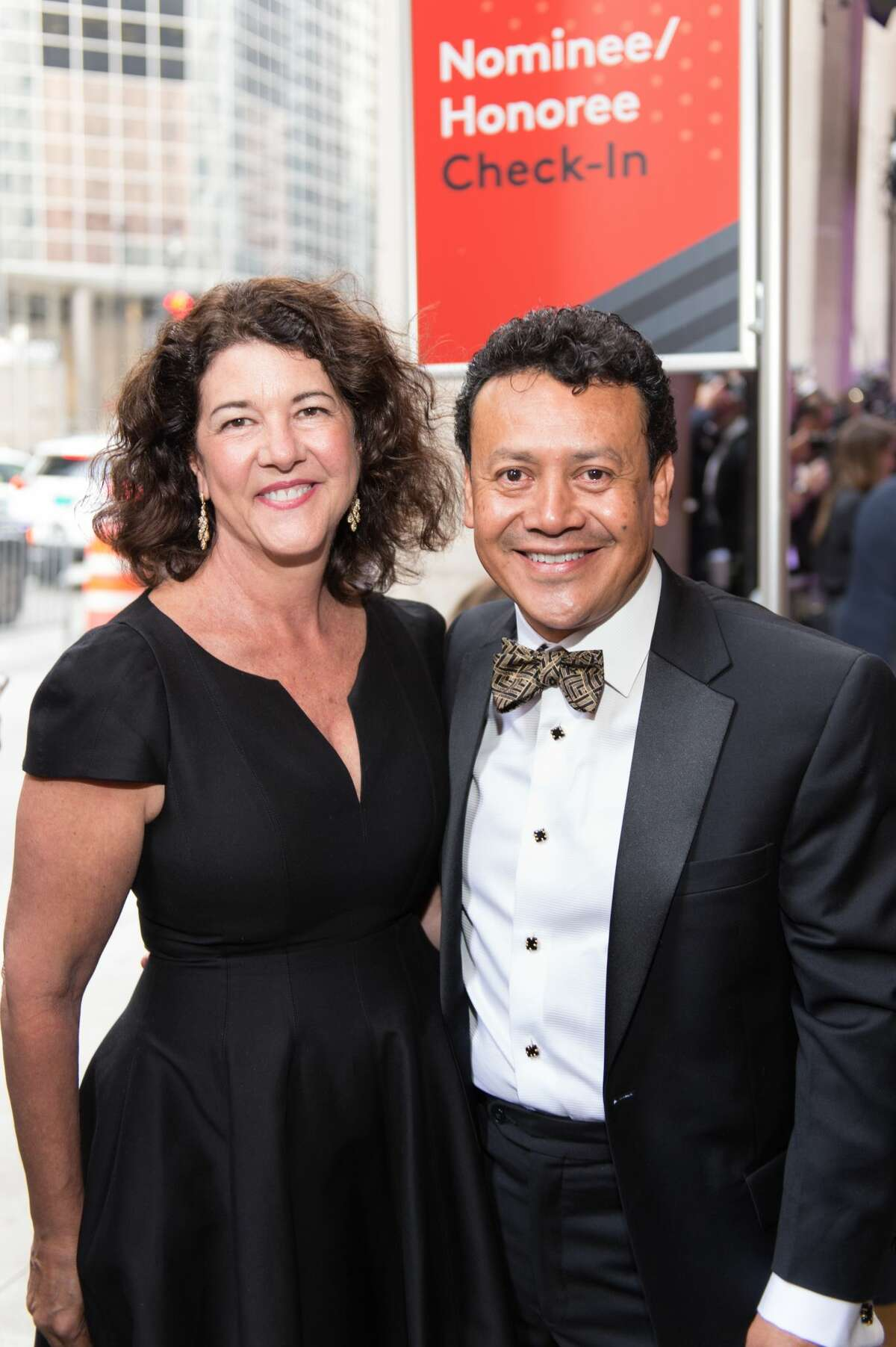 Tracy Vaught and Hugo Ortega own a number of restaurants including Hugo's, Caracol and Xochi.