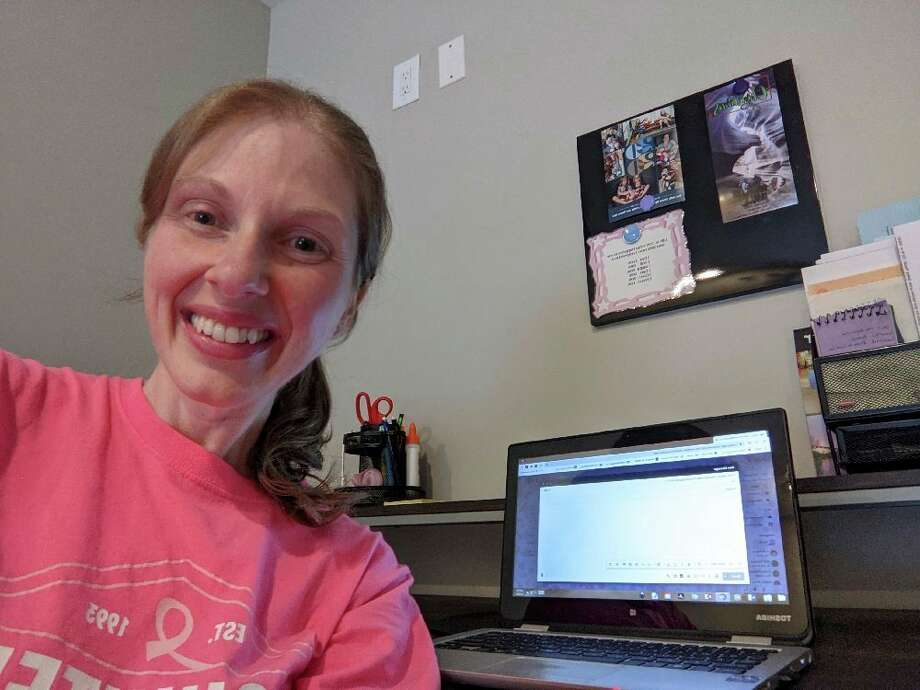 Nicole Thorseth is the Senior Services Volunteer of the Month for February. (Photo Provided)