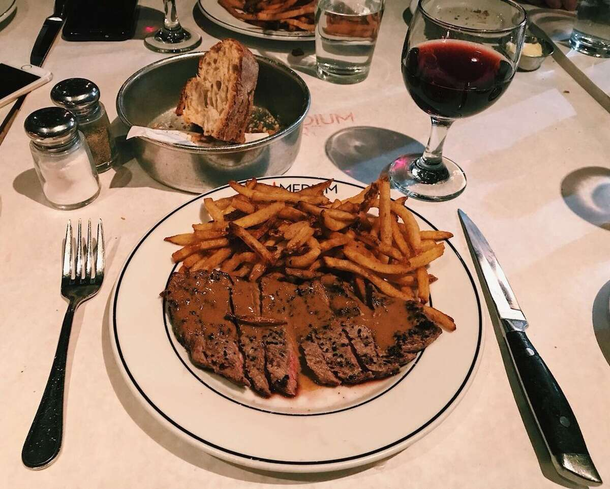 Medium Rare, a Washington, D.C., restaurant group that specializes in steak frites, is considering opening a Bay Area location.
