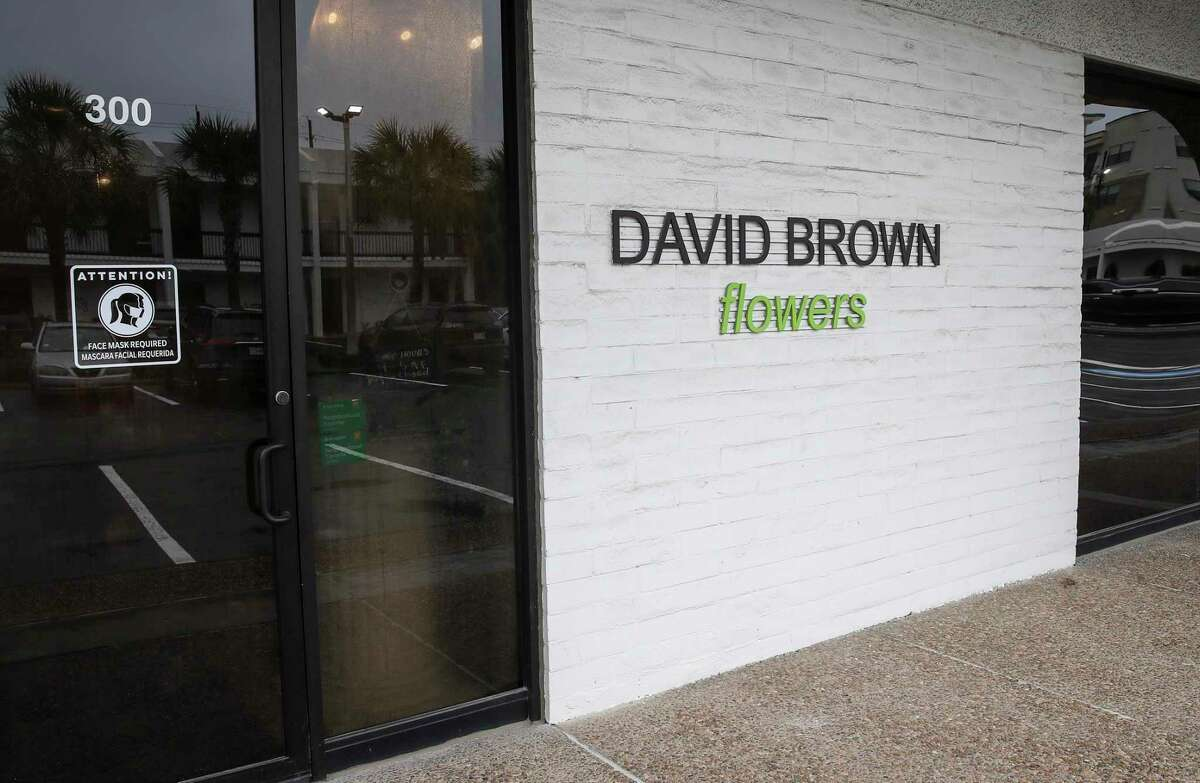 David Brown Flowers, photographed Thursday, Feb. 11, 2021, in Houston.