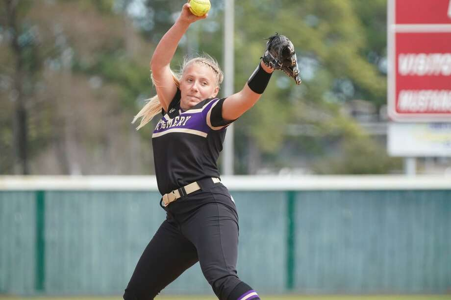 Lacy Chilek returns as Montgomery's top pitcher in 2021. Photo: Submitted Photo