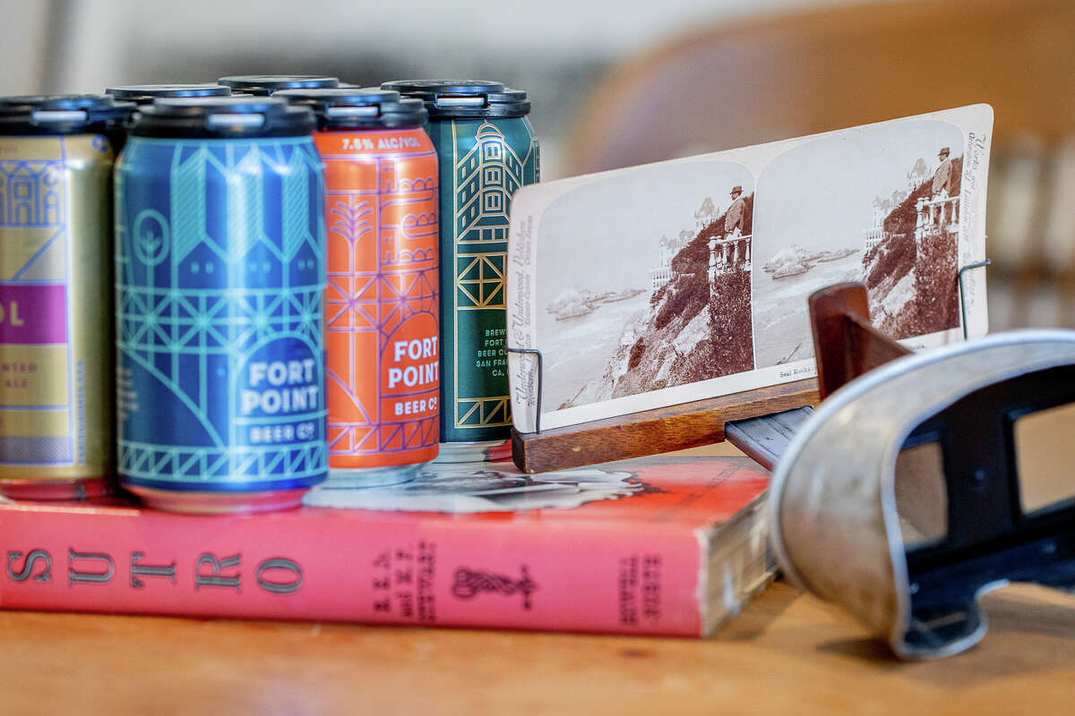 """Fort Point Beer Company is hosting an event called """"SF Landmarks Demystified"""" for this year's California Beer Week, in which the Western Neighborhoods Project will showcase rare, historic photographs of S.F."""
