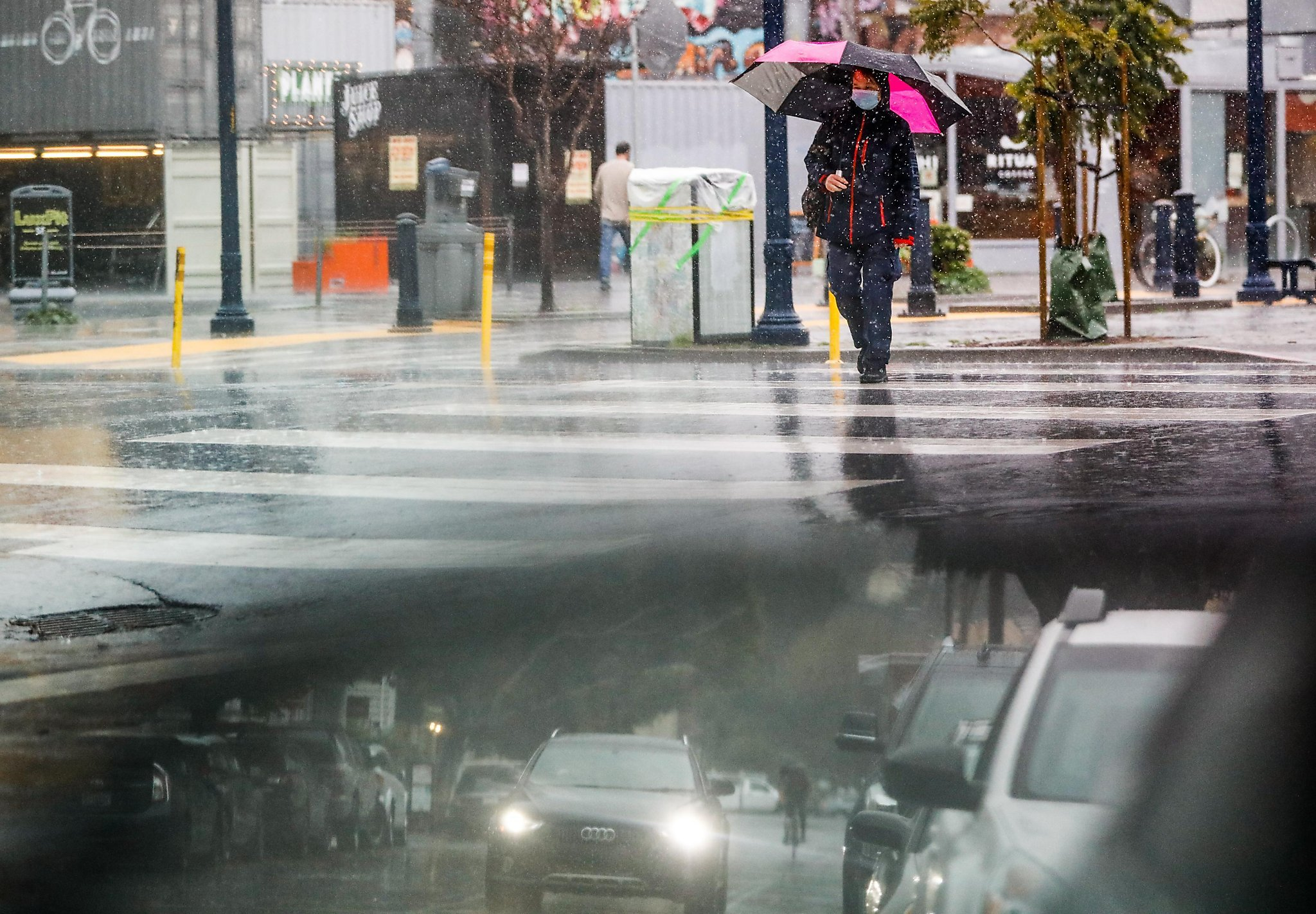 Rainy season peters out in another moisture-starved year for S.F.