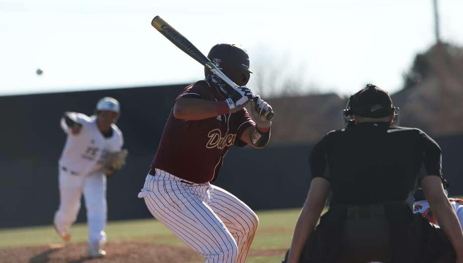The Texas A&M International baseball team is averaging nine runs per game this season. Photo: Courtesy Of TAMIU Athletics