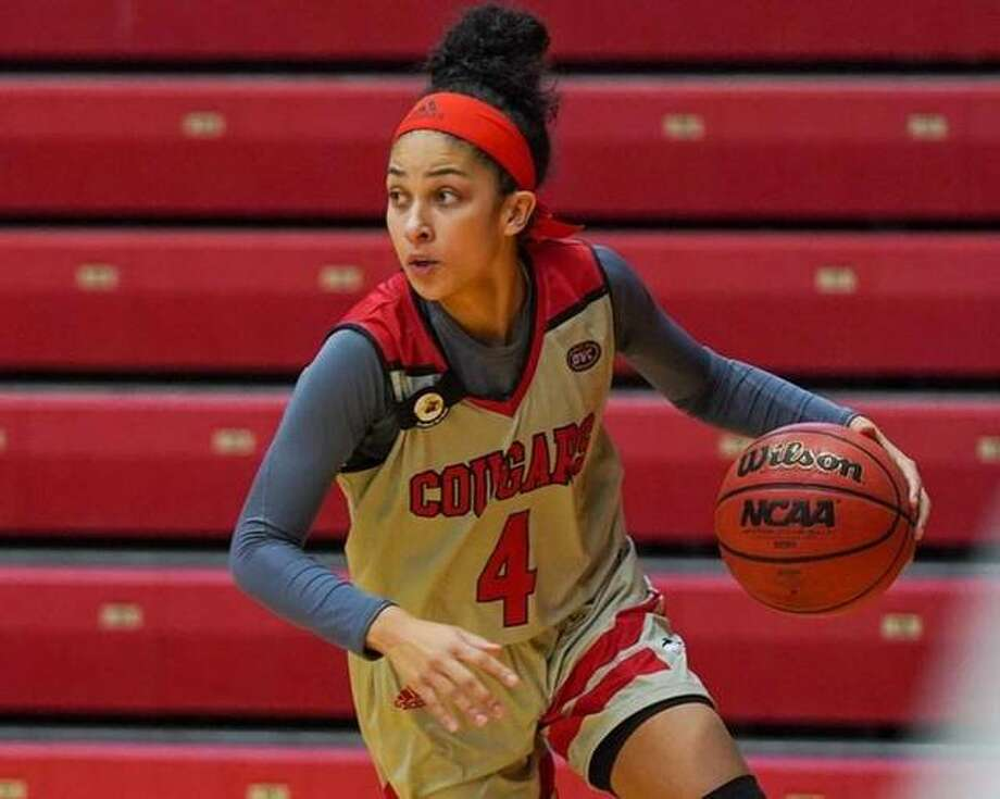 SIUE guard Tori Handley finished with six points in the team's loss to Tennessee Tech on Thursday. Photo: SIUE Athletics