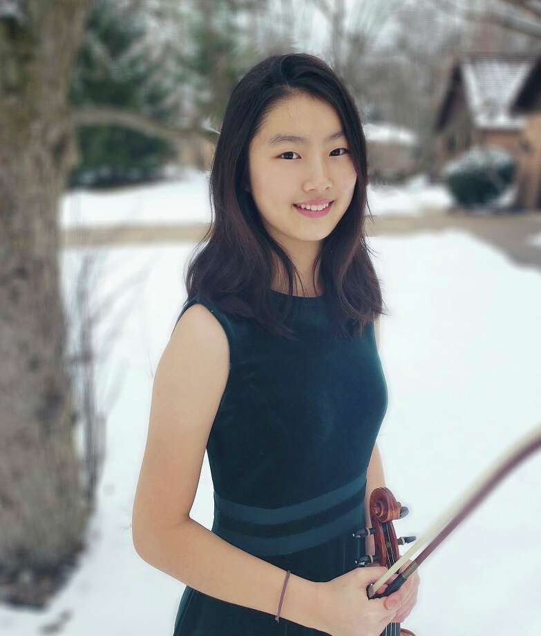 Madeline Cha is the recipient of the 2021 Young Artist Competition award. (Photo Provided)