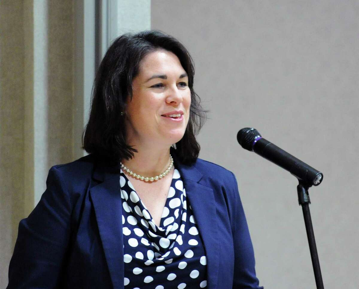 Suzanne Adam, executive director of the Domestic Violence Crisis Center.