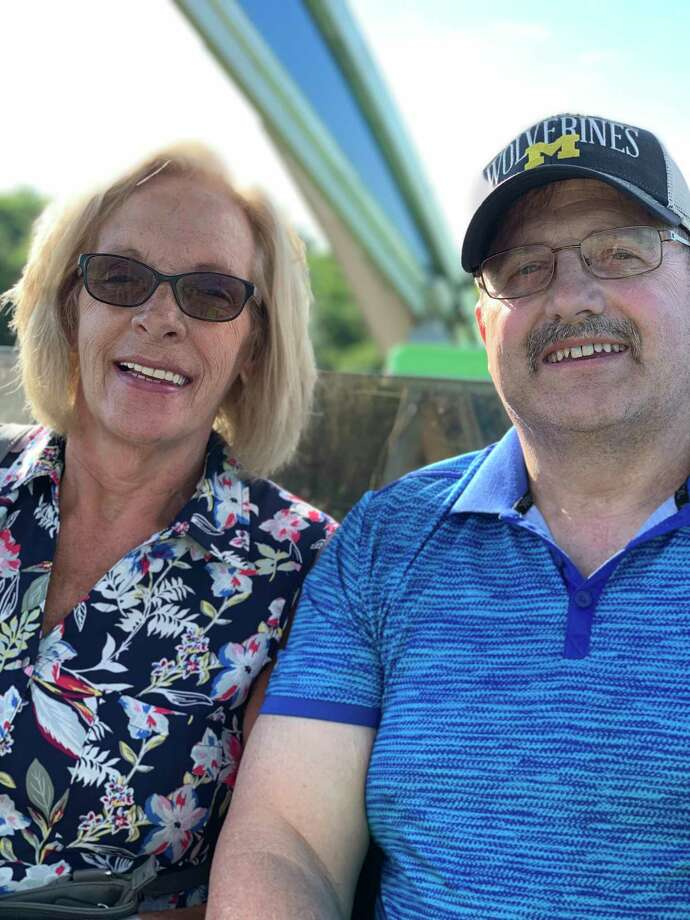 Dinah and Dale Withers, together for 40 years, share their love story and their secret to a lasting relationship. (Submitted photo)