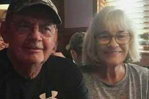 Evart couple Tom andKathie Denslow married Aug. 31, 1968 and have spent 52 happy years together. (Submitted photo)