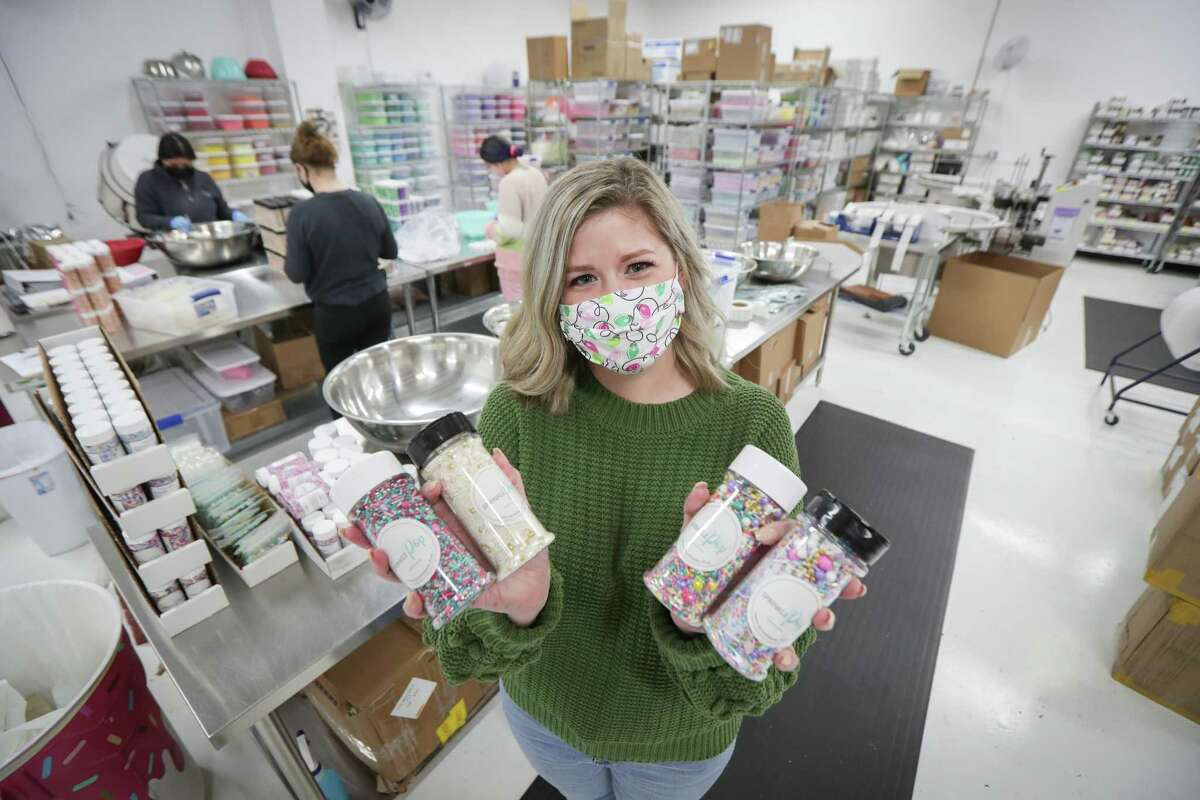 After Liz Butts founded Sprinkle Pop in 2017, she said her sales have tripled each year since and are projected to increase five- or six-fold this year, generating funds for advertising and hiring.