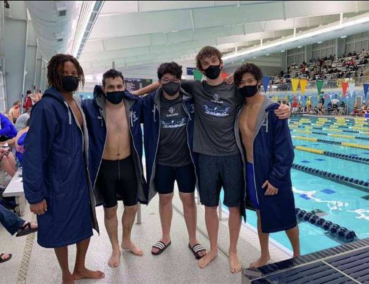 The Village School competed at the TAPPS Division I state swimming championships, led by state champion Daniel Itkins and silver medalist Quinn Belmar.