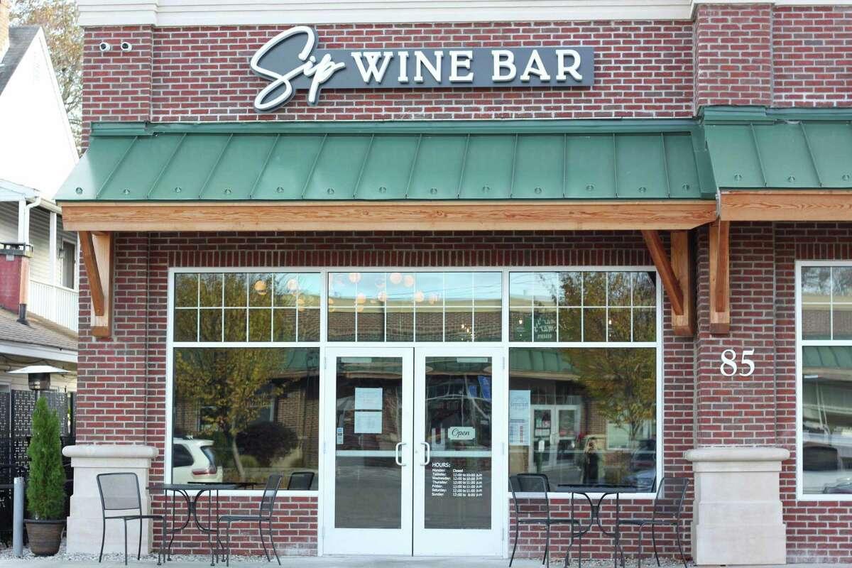 Sip Wine Bar opened in Old Saybrook in November.