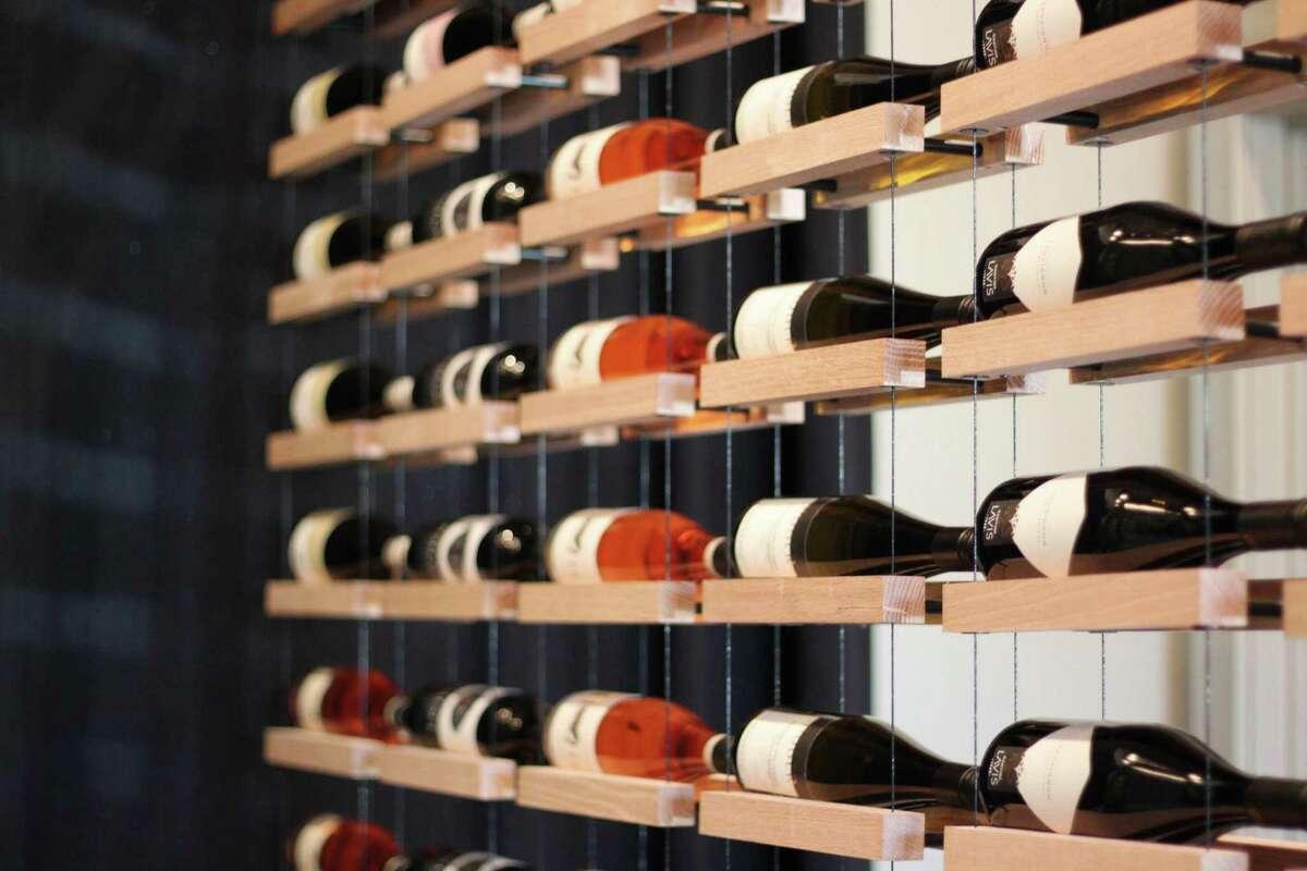Sip Wine Bar's list offers 20 wines by the taste, glass, half-bottle or full bottle.