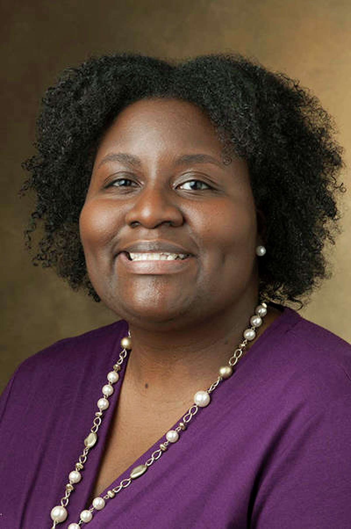 SIUE Vice Chancellor for Equity, Diversity and Inclusion Jessica Harris.