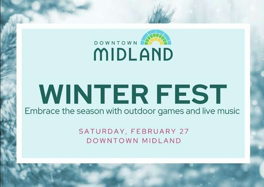 Winter Fest is slated for Feb. 27 in downtown Midland. (Screen photo/City of Midland)