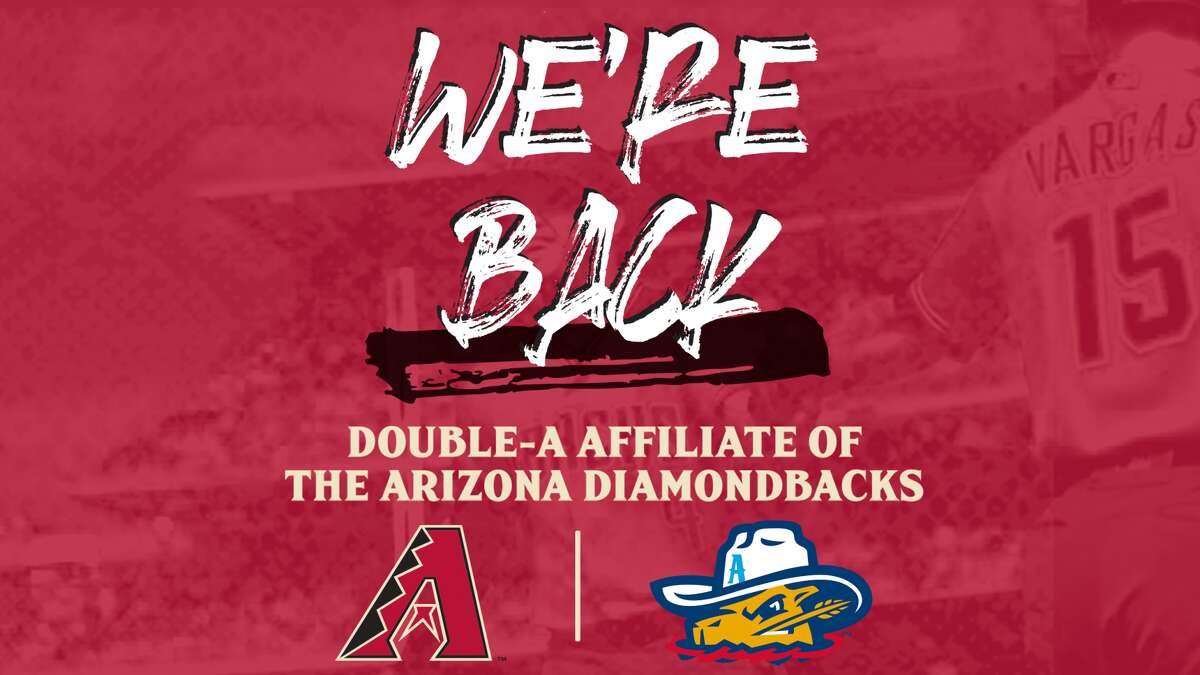 The Amarillo Sod Poodles will now by the Class Double-A affiliate of the Arizona Diamondbacks.