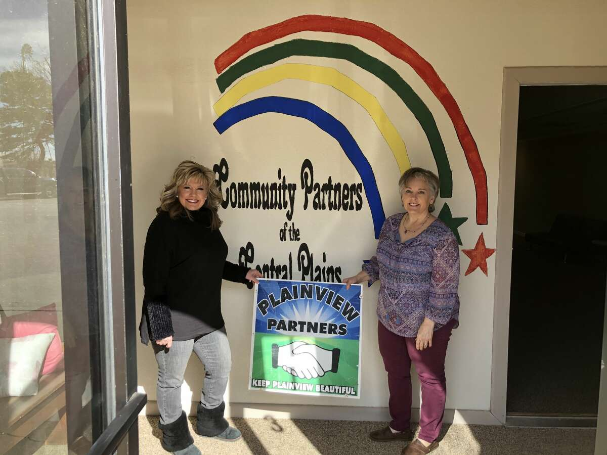 The Rainbow Room (pictured: Linda Gail Walker and Laurie Hall), Plainview Partners