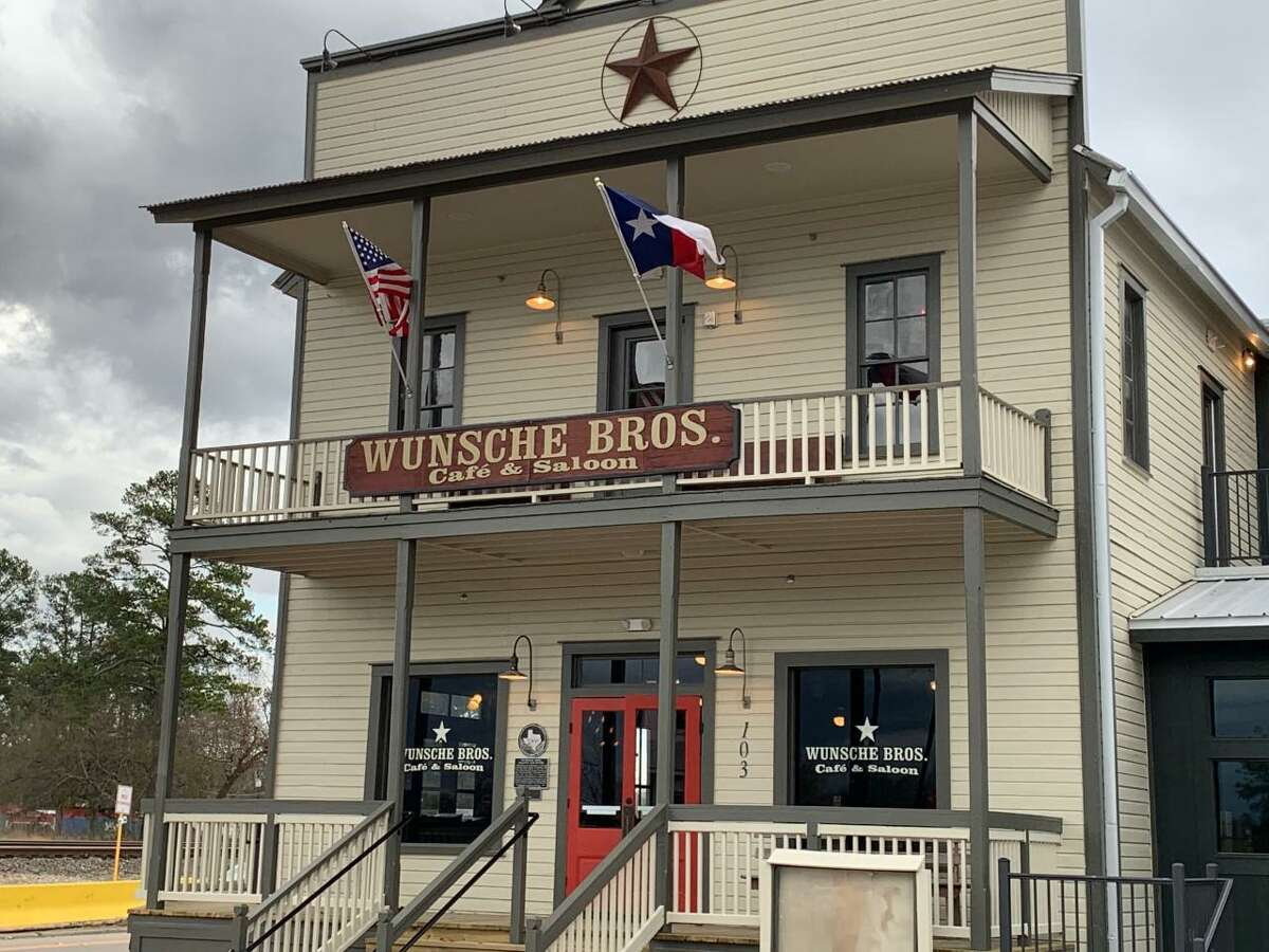 Wunsche Brothers Cafe & Saloon reopened its doors Monday, Feb. 1, under new ownership, after the original building that opened more than 100 years ago in Old Town Spring was forced to close due to a fire in 2015.