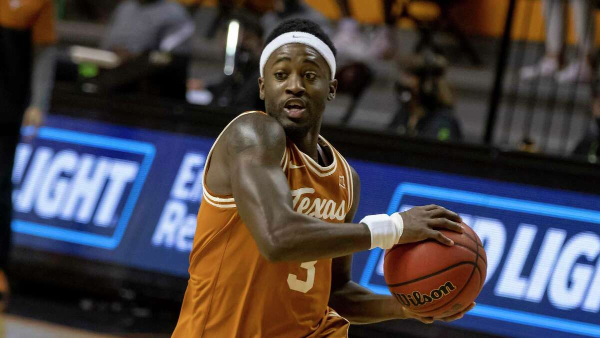 Junior guard Courtney Ramey has grown into a critical voice on and off the court for No. 13 Texas.