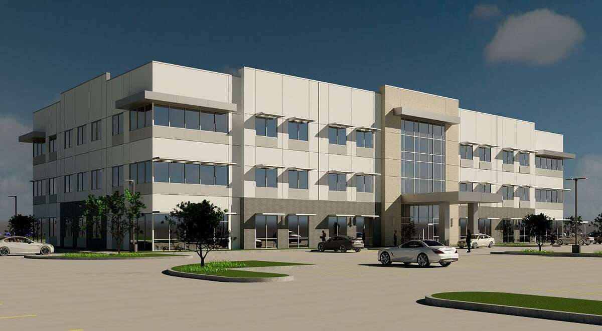 The design of a new medical office building coming to Tomball. Bryant + Stacy Group is developing the building, located at the southeast intersection of Michel Road and School Street, and it's expected to be completed in the first quarter of 2022.